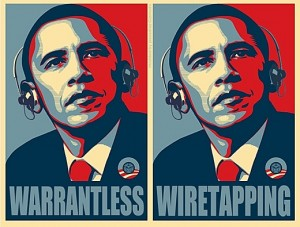 Warrantless Wiretap