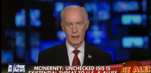 General McInerney: We Should Go To DEFCON 1, ISIS Will Attack Us Very, Very Soon
