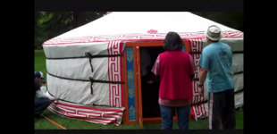 How To Build A Yurt: Your Small, Portable Guest House