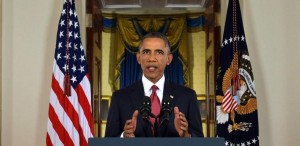 obama satanic horns