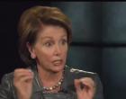 Pelosi: Civilization Is In Jeopardy If GOP Wins Senate
