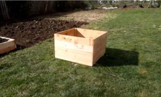 Prepper Time: How To Build A Potato Growing Box