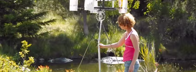 DIY Time: Build A Wind-Powered Water Pump