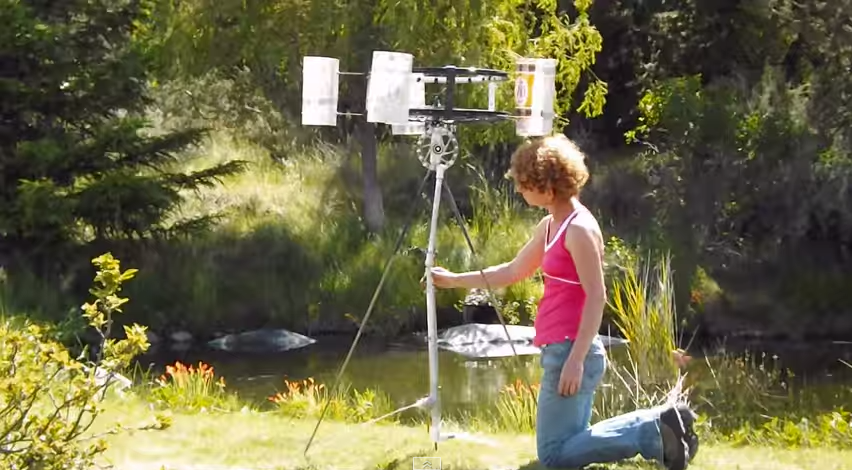DIY Time: Build A Wind-Powered Water Pump | Truth And Action