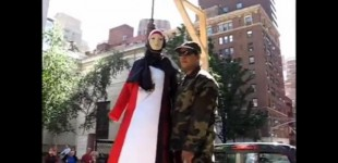 Muslims Openly Promote Terrorism In NYC Parade
