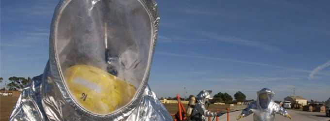 U.S. Government Orders 250,000 Hazmat Suits To Be Sent To Dallas