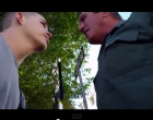 """Cop Goes Ballistic Hearing """"God Bless You"""", Another Threatens To 'Beat The Sh*t' Out Of A Teenager"""