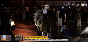Black Panthers In Ferguson Caught By FBI Planning Massive Destruction