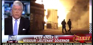 Missouri Lt. Gov.: Obama Must Have Stopped National Guard From Intervening Last Night