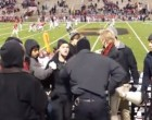 Alabama Cop Bullies and Pepper Sprays Teen At High School Football Game