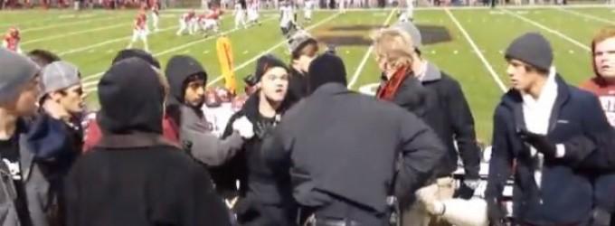 Alabama Cop Bullies and Pepper Sprays Teen At High School Football Game