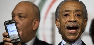 Al Sharpton Whines About Getting Threats After NYC Cop Killings