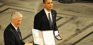 Nobel Peace Prize Chairman Demoted For Awarding Obama Peace Prize