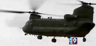 Helicopters and Tanks Land and Carry Out Exercises In Texas Ahead of Jade Helm