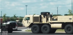 Report: Large Scale Military Exercise For Civil Unrest Conducted In Central Texas