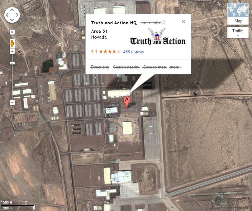 Area 51 HQ
