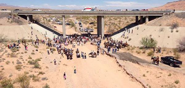 Bundy Ranch confrontation
