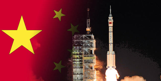 Chinese Moon Rocket