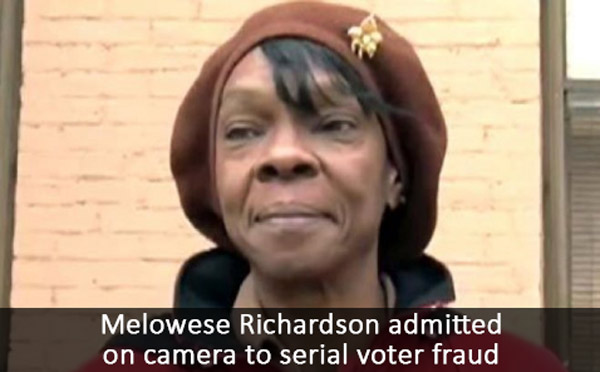 Melowese-Richardson-VoterFraudster