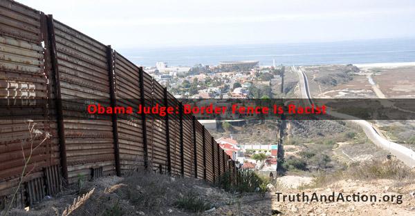Mexico Border Fence