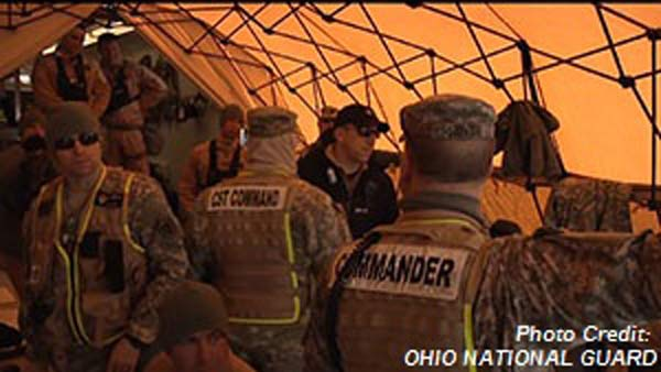 Ohio National Guard Civil Support