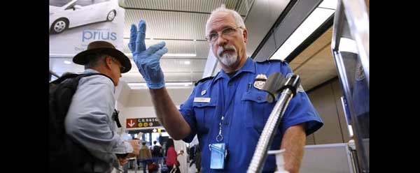 TSA Bans jokes
