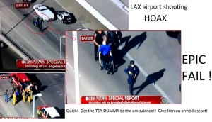 lax staged shooting