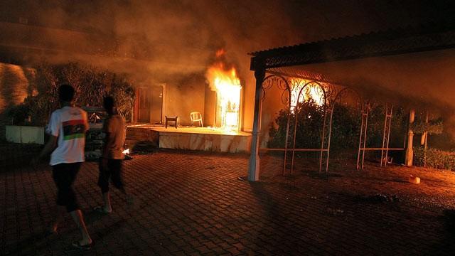 Libya Consulate
