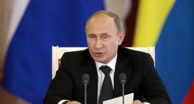 Putin: World War III Is Inevitable
