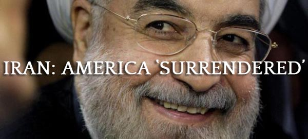 Rouhani - America Surrendered